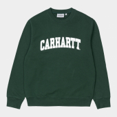 Carhartt University Sweatshirt Treehouse / White