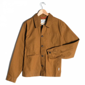 Iron & Resin Worker Jacket Union Brown