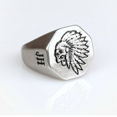 Jernhest Geronimo ring