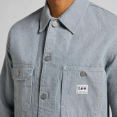 Lee Box Pocket Loco Jacket Rinse