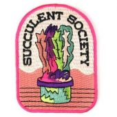 Mokuyobi Succulent society patch