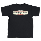 Old guys rule aged to perfection tee