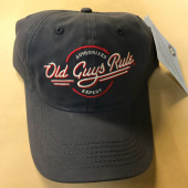 Old guys rule Autorized expert cap