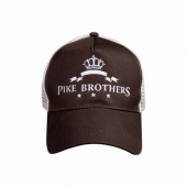 Pike Brothers 1967 Cap Logo Brown
