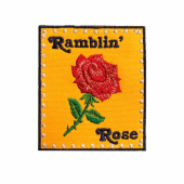 Patch Ya Later Ramblin' Rose