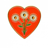 Patch Ya Later Daisy Love Pin