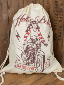 Rumble59 Cotton Rucksack Hell's Belles