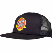 Santa Cruz Dot Reflection Trucker Black