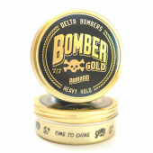Shiner Gold Heavy Hold Pomade Delta Bombers Bourbon LTD