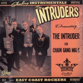 The Intruders - The Intruder / Chain Gang Walk
