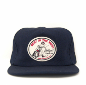 Ampal Creative Best in the West Strapback Navy