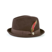 Brixton Gain Hat Brown