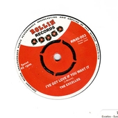 The Excellos - I've Got Love If You Want It / Susie-Q
