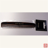 Plastic Comb Brown