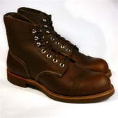 Red Wing Style No. 8111 Iron Ranger