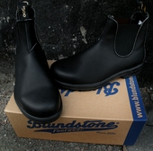 Blundstone Premium Leather 510 Black