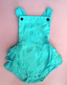 Elizabeth infant sun suit