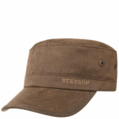 Stetson Army Cap Brown