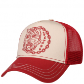Stetson Trucker Cap Tiger Chain