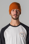 Brixton Heist Burnt Orange Beanie