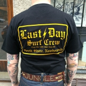 Last Day Company Surf Crew T-shirt