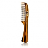 Kent Beard Comb w Handle 14T