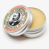 Captain Fawcett's Expedition Strength Moustache Wax Sandalwood