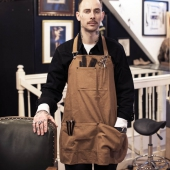 Dickies Apron Brown Duck förkläde