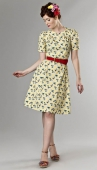 Emmy Design The Darling Darling Dress, Vacation Yellow