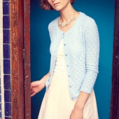 Fever Postiano Cardigan Light Blue