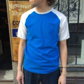 Gooseberry Lay & Co Rag Tee Blue/Offwhite