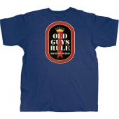 Old Guys Rule Wise Man Tee
