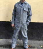 Dickies Fisher Stripe Cotton Coverall