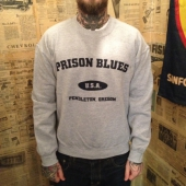 Prison Blues Sweatshirt