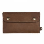 Brixton Coast Wallet Brown