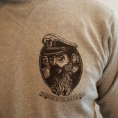 Anchor of the Seven Seas Kaparen Sweatshirt