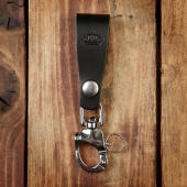 Pike Brothers Key Hanger Black