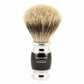 Sharper Shaving Brush Pure Badger rakborste