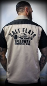 Rumble59 Bowling Shirt Salt Flats