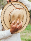 Brixton Holland Light Tan Straw Hat