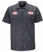 Dickies Rotonda South Charcoal Grey