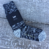 Lee Knitted Socks Black