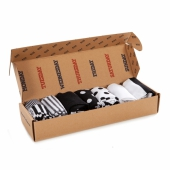 KOI Black & White Sock Pack