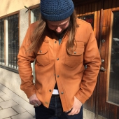 Indigofera Fargo Cognac Leather