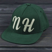 Northern Hooligan NH Felt Light Forest Snapback Cap