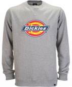 Dickies Harrison Crew Grey Melange