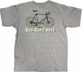 Old Guys Rule Cranky tee