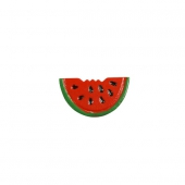 Collectif Watermelon Fruit Brooch