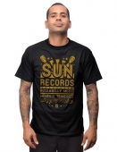 Steady Sun Flyer Tee Black