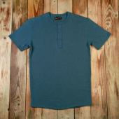 Pike Brothers 1954 Utility Shirt Short Sleeve Light Navy